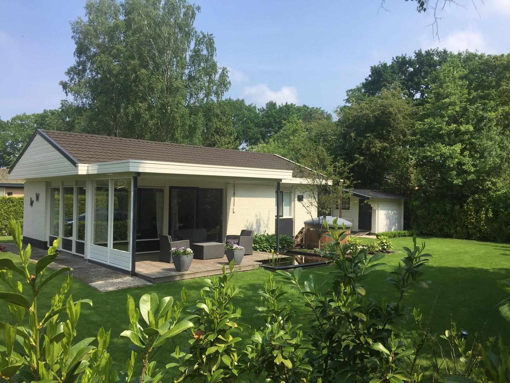 Vakantiehuisje Twente